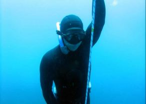 Freediving in Corfu